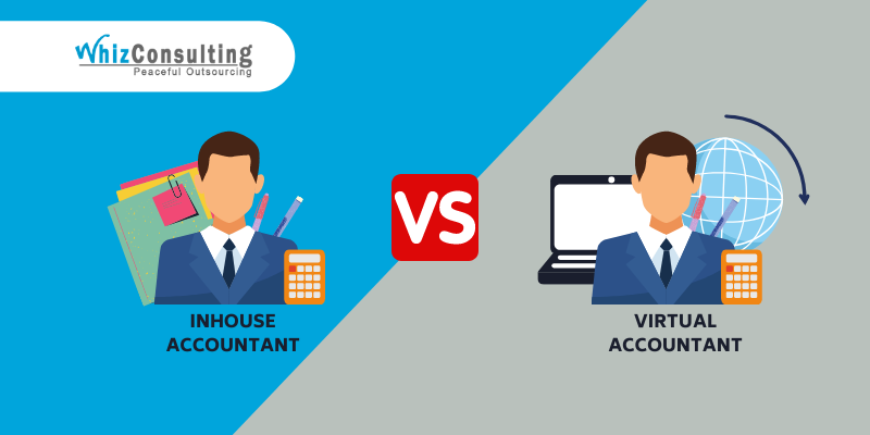 Detailed Analysis: In-house Accountant Vs Virtual Accountant